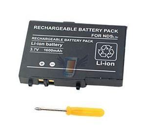 Náhradní baterie pro Nintendo DS Lite