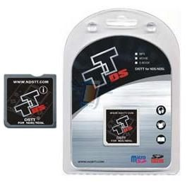 Karta DSTT pro Nintendo DS a Nintendo DS Lite