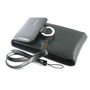 Kožené pouzdro Smart Case pro Nintendo DS Lite, černé
