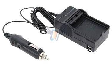 Nabíječka 2v1 pro Sony CyberShot
