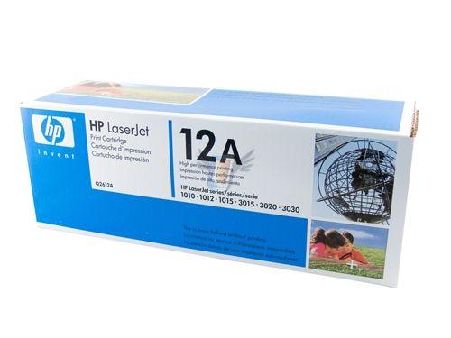 Toner Q2612A originál pro HP LJ 1010, 1012, 1015