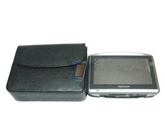 Kožené pouzdro pro navigaci TomTom One XL