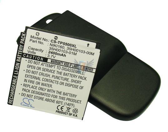 Baterie pro HTC Touch Dual, 2400 mAh