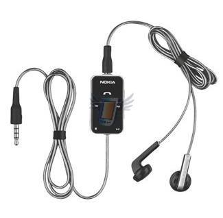 Nokia stereo handsfree HS-45 + AD-54