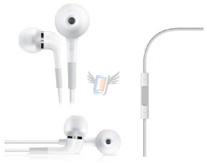 iPhone sluchátka, klasická, Earbud