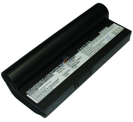 Baterie pro netbook Asus Eee PC 1000H, 6600 mAh