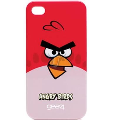 Kryt pro iPhone 4 Angry Birds ( Red Bird )