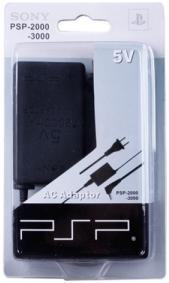 Síťová nabíječka pro Sony PSP