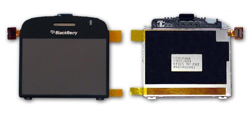 LCD displej pro Blackberry 9000 Bold, ver.001-004