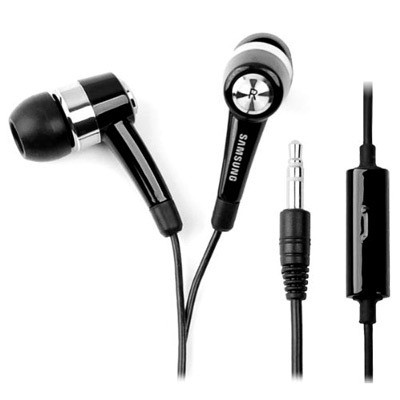 Sluchátka pro Samsung Galaxy SII , černá