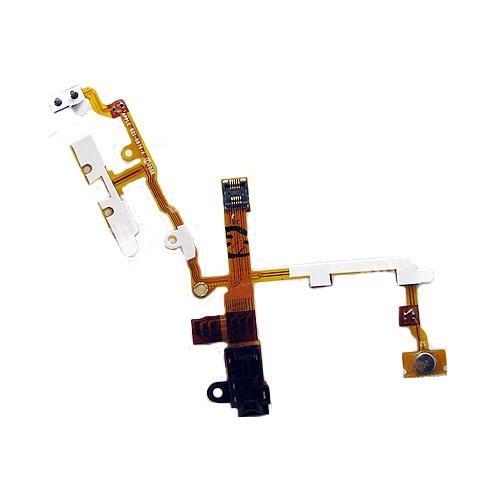 Flex kabel s ovládání hlasitosti pro iPhone 3G