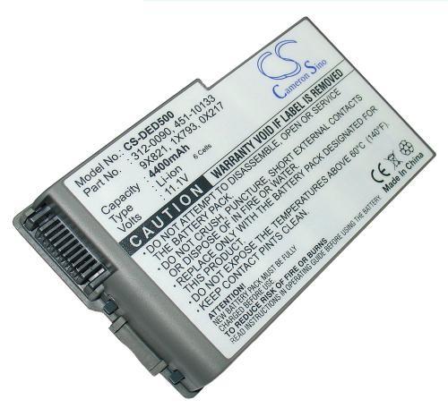 Baterie pro notebook DELL Inspiron 500m / Latitude D600 / Precision M20