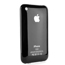 Náhradní zadní kryt pro iPhone 3GS, 16GB, černý