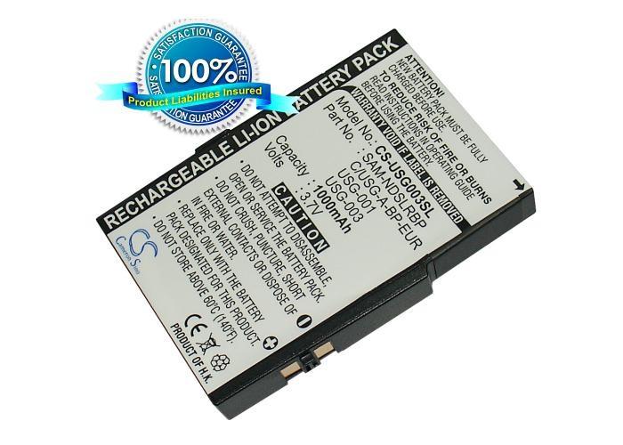 Baterie pro Nintendo DS Lite
