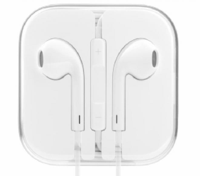 Sluchátka EarPods pro Apple iPhone 5