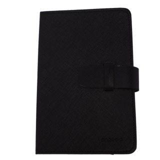 Kožené pouzdro pro Amazon Kindle, černé