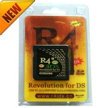 Karta R4i Gold 3DS pro Nintendo 3DS a Nintendo DSi a DS Lite