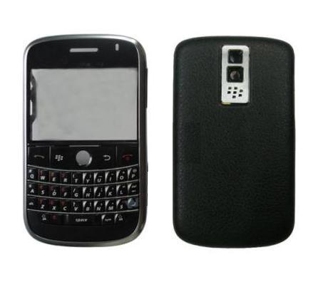 Kompletní housing pro BlackBerry Bold 9000, černý