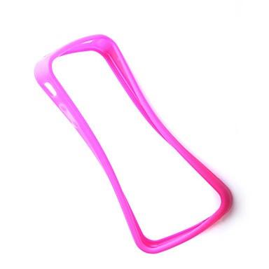 Ultrathin Bumper pouzdro pro Apple iPhone 4/4S, růžové