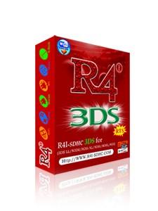 Karta R4i 3DS 2014 pro Nintendo 3DS a DSi