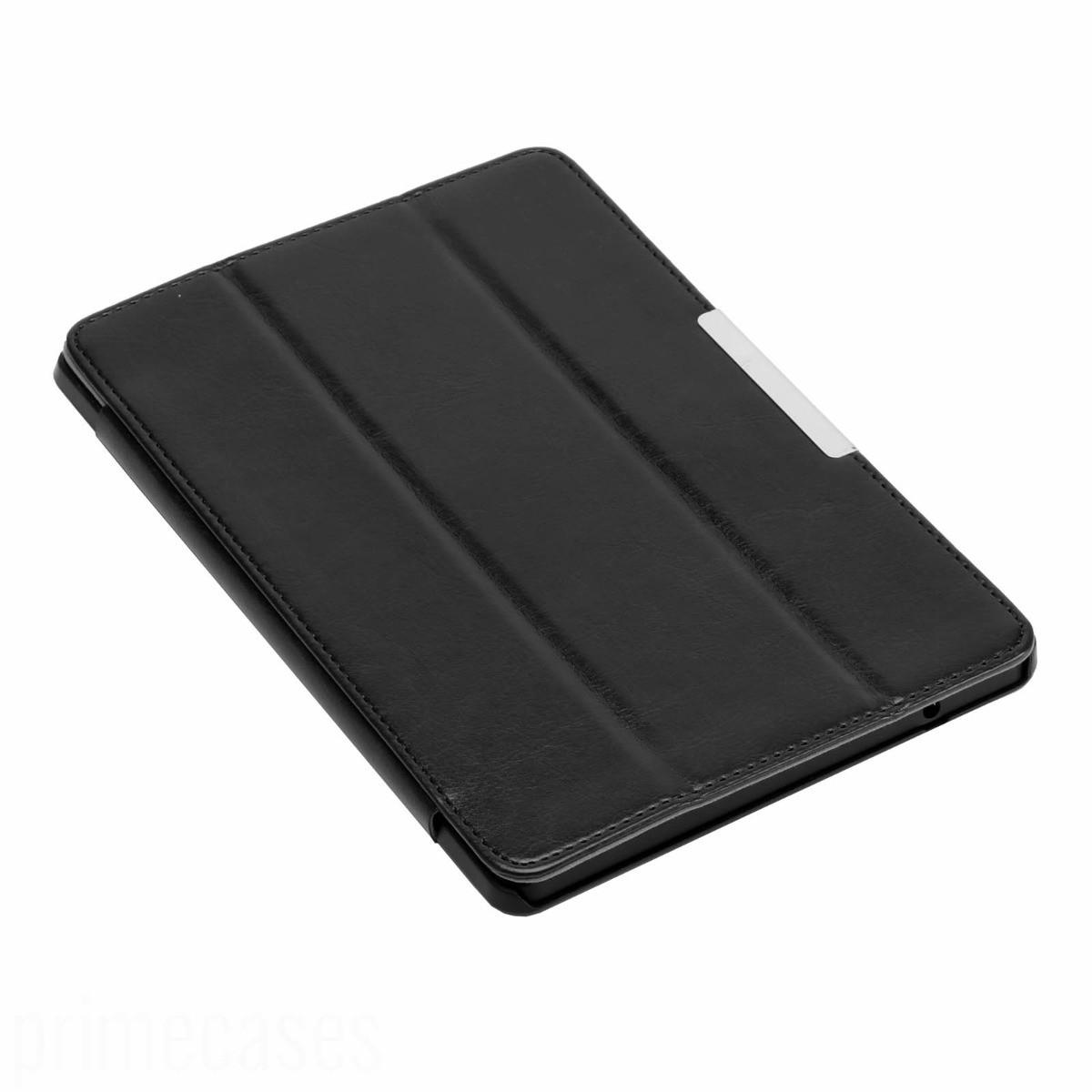 Kožené pouzdro pro Amazon Kindle Fire HD, černé