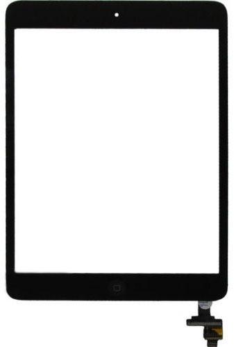 Sklo + Touchscreen pro Apple iPad mini, černé
