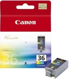 Barevná náplň CANON Pixma CLI-36 Color