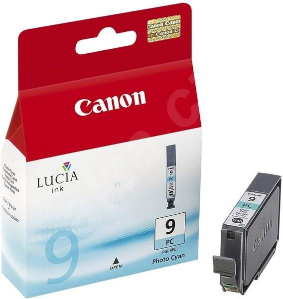 Photo modrá (cyan) náplň Canon Pixma Canon PGI-9PC
