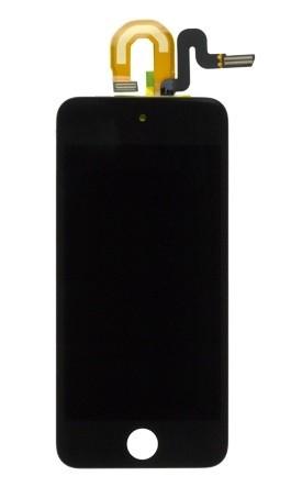 LCD displej s dotykovým sklem pro Apple iPod Touch 5 gen, černý