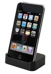 Univerzální dokovací stanice pro iPhone 3G, černá