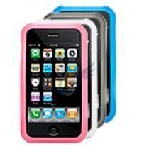 Polycarbonové modré Slim Fit Case pouzdro pro iPhone 3G
