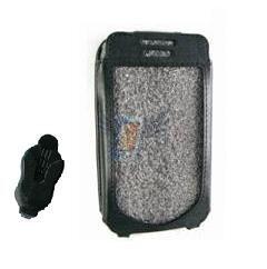 Otevřené opaskové pouzdro pro iPhone 3G, černé